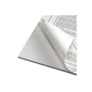 Foamboard 3 mm, vit självhäftande - 35% rabatt