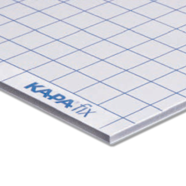 KapaFix® 5 mm, vit dubbelhäftande