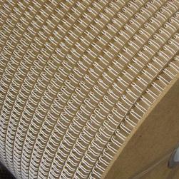 Wire 2:1 stålspiral på spole (restlager)