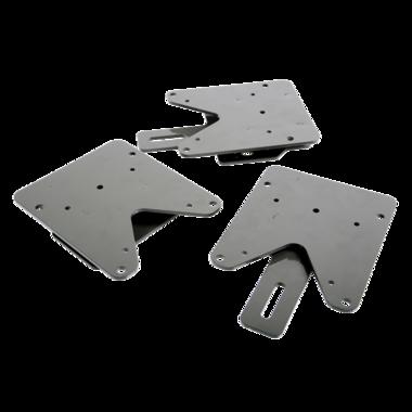 Secabo adapter bottenplatta
